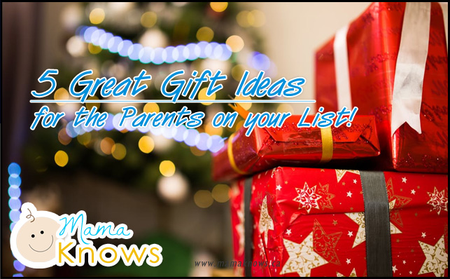 5-gift-ideas for Parents