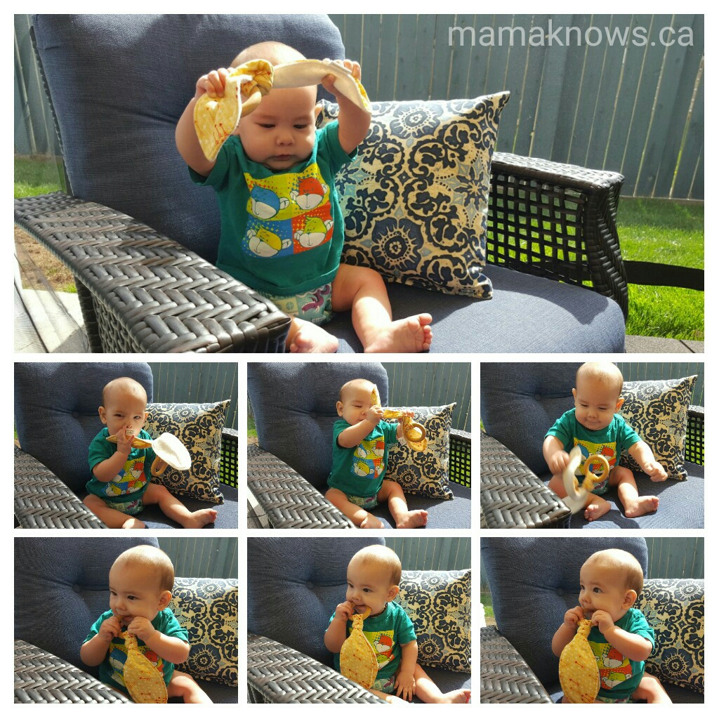 natural baby teething toy bunny ear teether wood hope and honeybird etsy hand made review