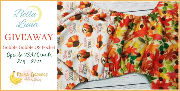 enter this giveaway hosted by Mama bananas adventures