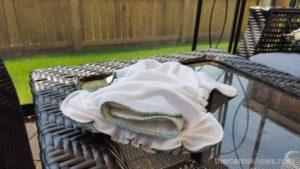 AMP One Size Cloth Diaper stuffed pocket