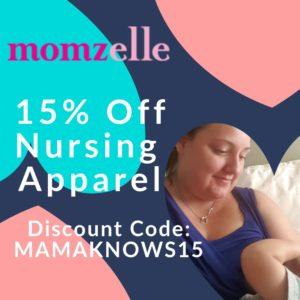 momzelle discount code
