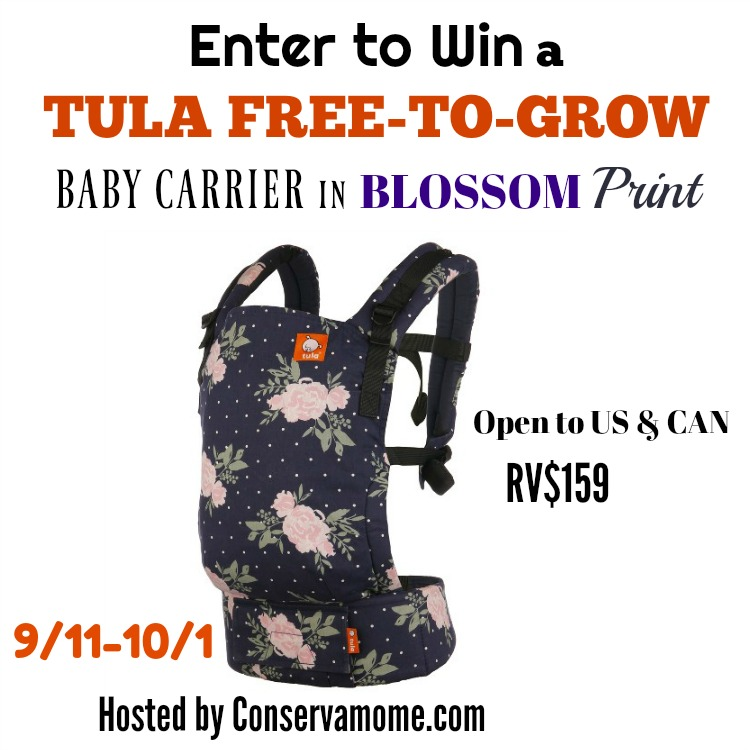win a tula baby carrier