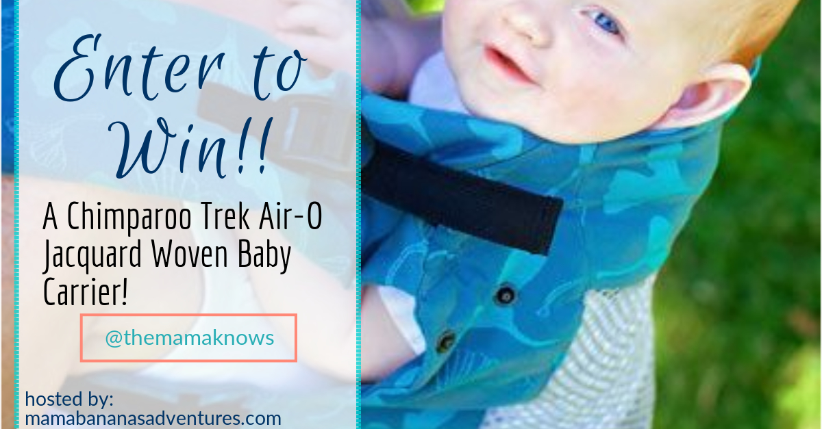 d160d4d862e Win a Chimparoo Trek Air-O Baby Carrier - The Mama Knows