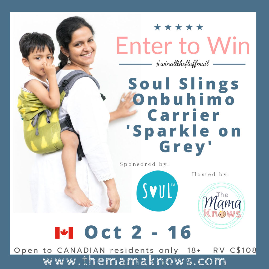 win a soul onbuhimo carrier