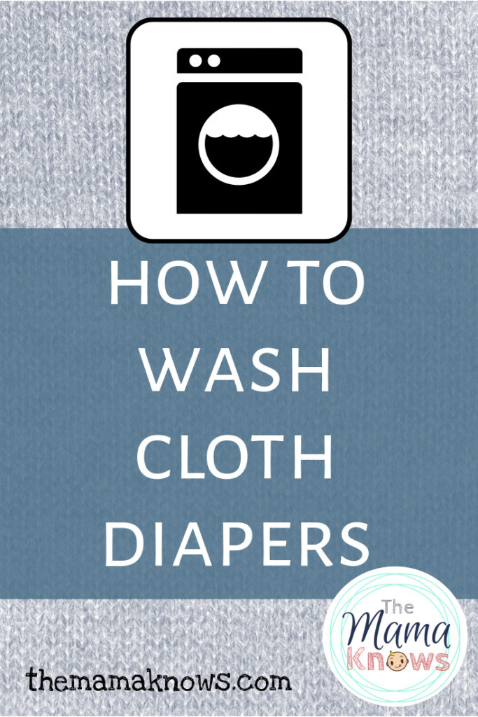 Are you washing your cloth diapers properly? Here is what you need to know to get your diapers clean and trouble-free!