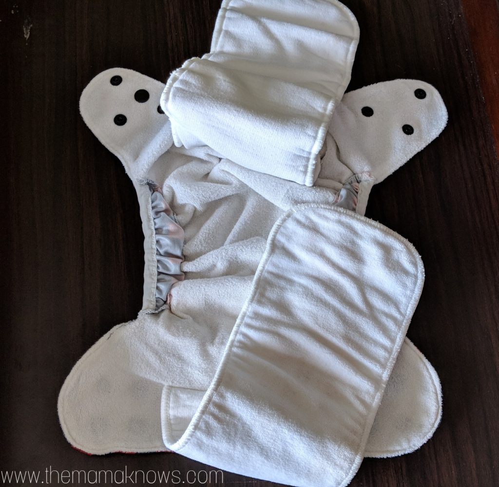 Mme and co cloth diaper review