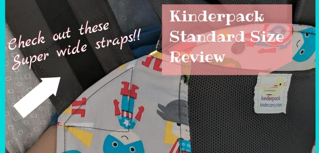 Kinderpack Standard Size Baby Carrier Review
